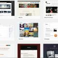 Algunos de los temas instalados en la plataforma Multiblog